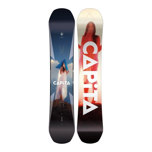 Deska snowboardowa Capita Defenders of Awesome 2020