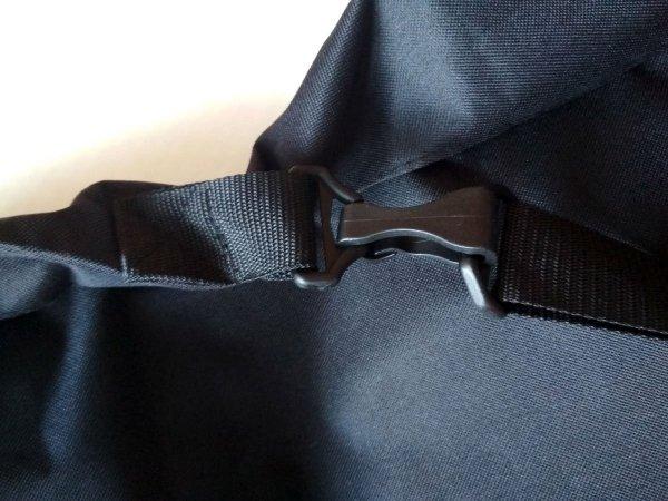 Pokrowiec Basic Black 160cm