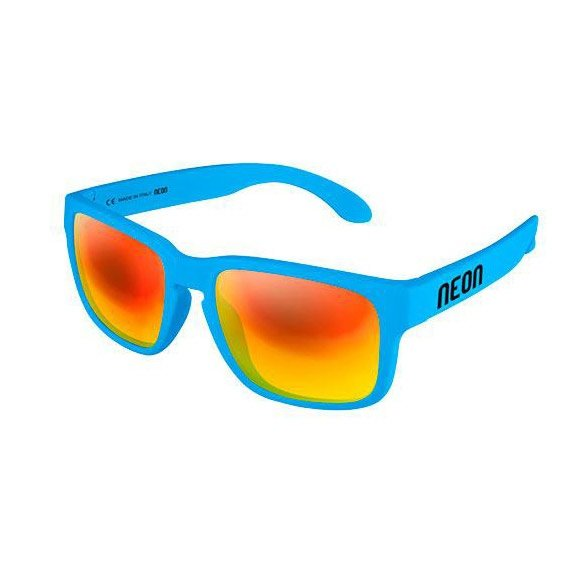 Neon Joker (cyan fluo/ red)