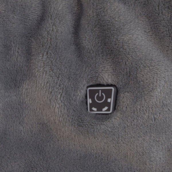 Szalik Glovii GA1 Grey (ogrzewany)