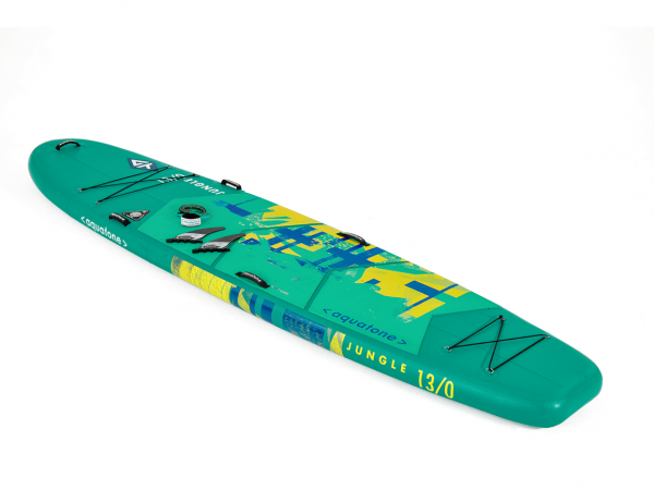Deska sup Aquatone Jungle 13' 2021