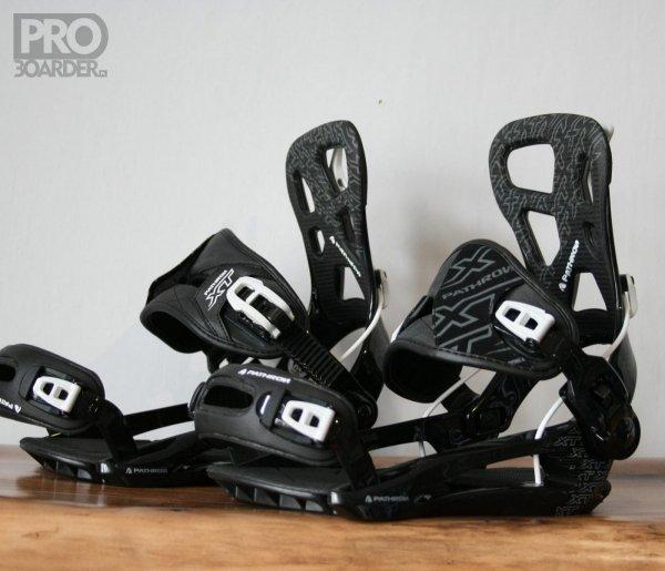 Wiązania snowboardowe Pathron Team XT 2021