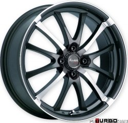 Advanti Racing X4 6,5x15