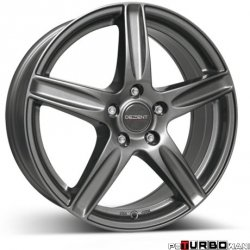 Dezent L dark Anthracite 7x17