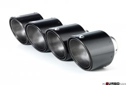 AKRAPOVIC Tail pipe set (Carbon,dia 115 mm) Chevrolet Corvette ZO6/ZR1 2006-2013