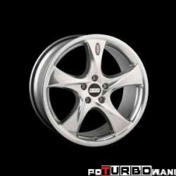BBS AI SUV-Line 10x20 5x130 ET48 Polished / Brilliant Silver