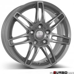 Dezent RK dark Anthracite 7x16