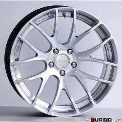 Breyton RACE GTSR-M 10,0x20 5x120 Hyper Silver/ Light Grey/ Matt Black/ Glossy Black with polished undercut