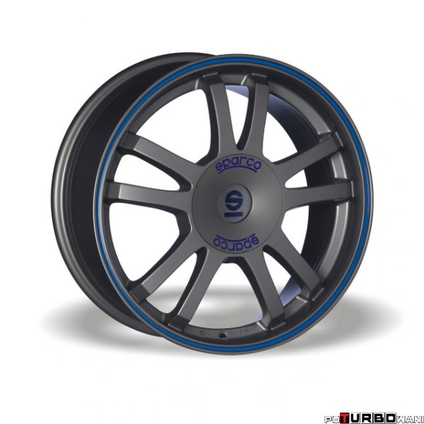 Sparco Rally MS 7x16 ET 25 76,9