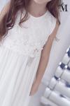 Sukienka 1730 - Biała
