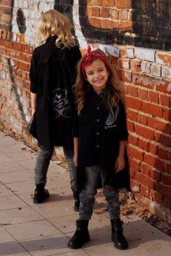 Koszula 826 - czarna