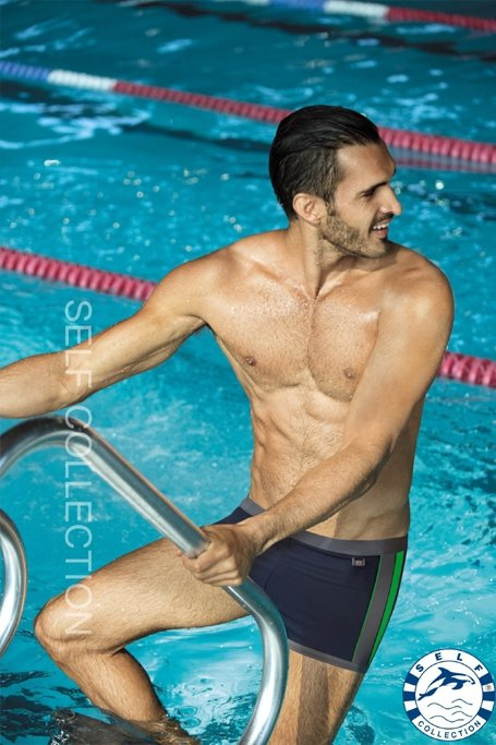 Kąpielówki SPODENKI Kąpielowe Self 97a v.6 R: