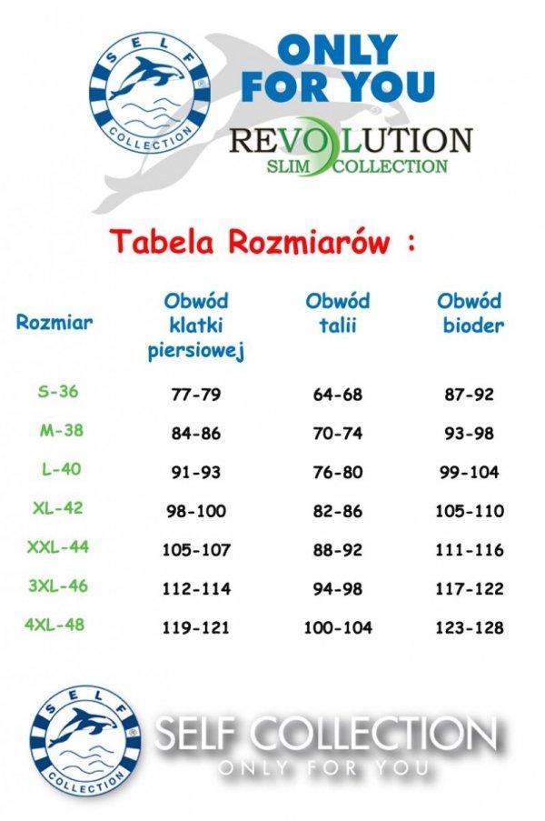 Klasyczny Kostium Basenowy SELF S21 v.13 R:
