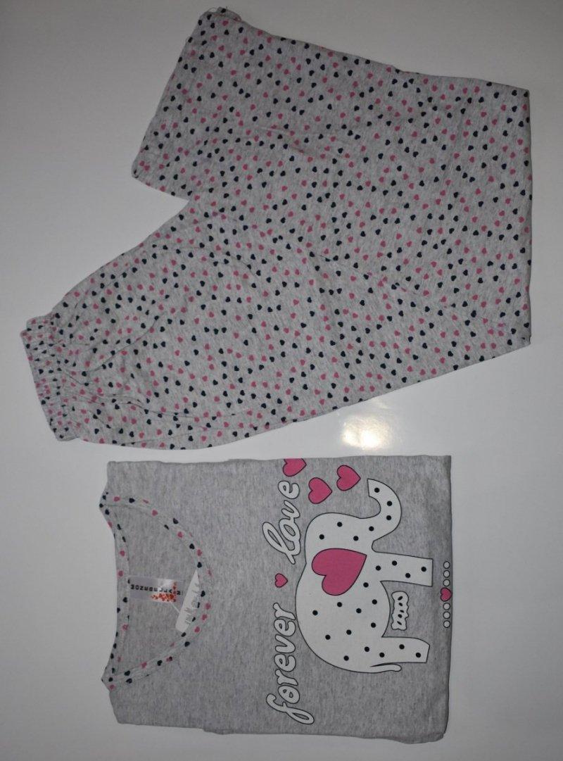 Piżama damska Słonik