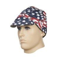 WELDAS-czapka spawalnicza USA FLAG (57 cm)