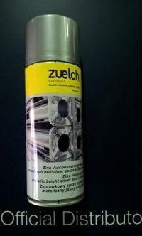Zaprawkowy spray cynkowy ZUELCH 400 ml (metaliczny jasny satynowy)