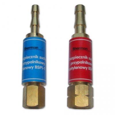 Bezpiecznik gazowy przypalnikowy - acetylen