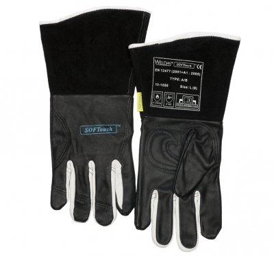 WELDAS-SOFTouch™ uniwersalna rękawica spawalnicza o wysokim komforcie 10-1050 - rozmiar L