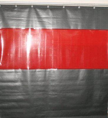 Kurtyna specjalistyczna OPEN WELD DUO 1950x1800 mm (szer x wys)