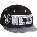 ADIDAS BASEBALL CAP FLAT CAP NETS BROOKLYN AY6129
