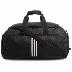 ADIDAS ŚREDNIA TORBA SPORTOWA 3 STRIPES PERFORMANCE TEAM BAG M M67806