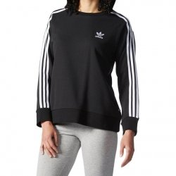 ADIDAS ORIGINALS BLUZA DAMSKA 3STRIPES SWEAT AY5242