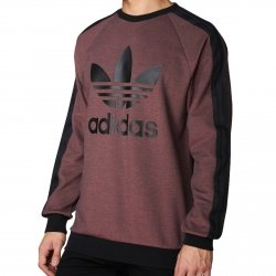 ADIDAS ORIGINALS BLUZA MĘSKA BERLIN CREW FT BK7903