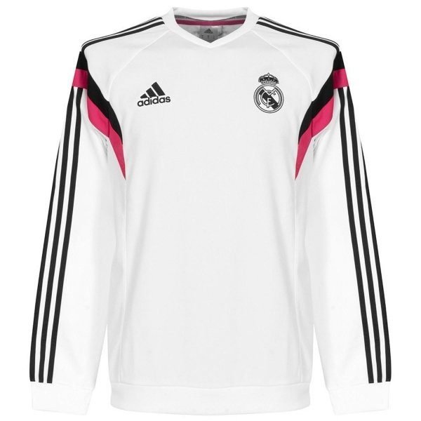 ADIDAS BLUZA REAL MADRYT SWT TOP 2014/15 F84168