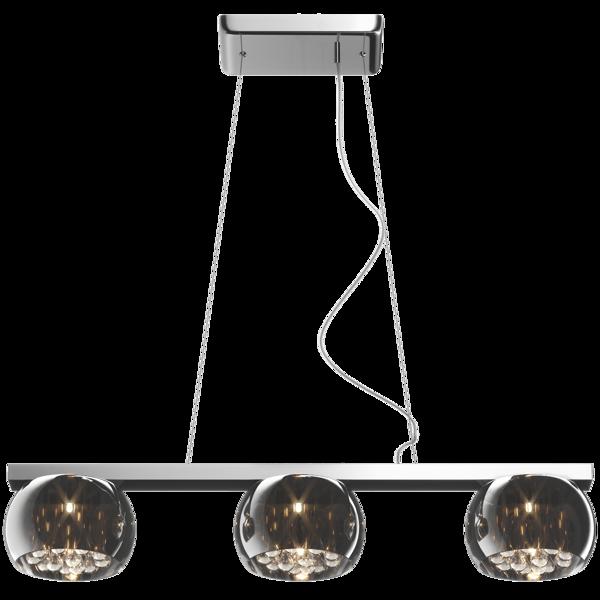 Lampa wisząca CRYSTAL P0076-03S Zuma Line