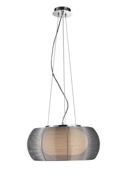 Lampa wisząca TANGO 50 srebrna MD1104-2L Zuma Line