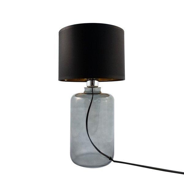Lampa stołowa SAMASUN GRAFIT 5505BKGO Zuma Line  --- DODAJ PRODUKT DO KOSZYKA I UZYSKAJ MEGA RABAT ----