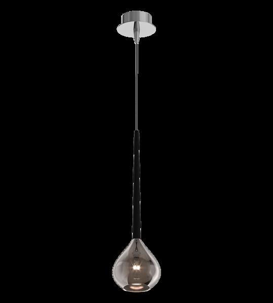 Lampa wisząca LIBRA chrom MD2128-1S Zuma Line