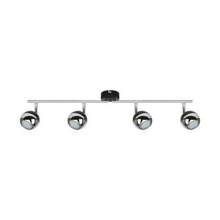 LAMPA SUFITOWA ZUMA LINE GASTER CEILING GU16016-4TU2-BK