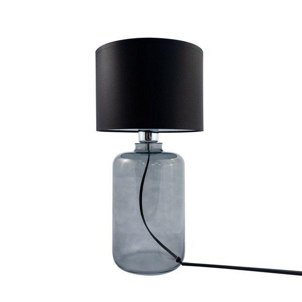 Lampa stołowa SAMASUN GRAFIT 5504BK Zuma Line