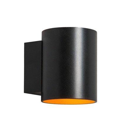 LAMPA SPOTY ZUMA LINE SOLA WL ROUND 91061black