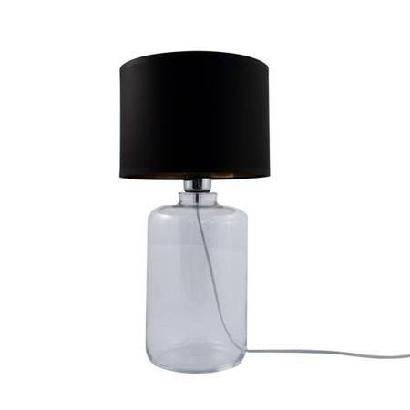 Lampa stołowa SAMASUN TRANSPARENT 5502BKGO Zuma Line