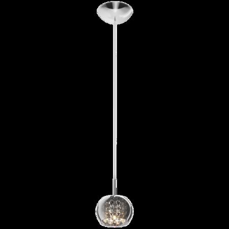 LAMPA WISZĄCA ZUMA LINE CRYSTAL PENDANT P0076-01A-F4FZ
