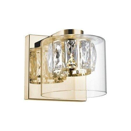 LAMPA WEWNĘTRZNA (KINKIET) ZUMA LINE GEM WALL LAMP W0389-01A-F7AC Zuma Line
