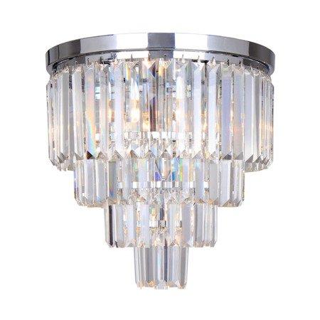 Lampa sufitowa AMEDEO FC17106/4+1-CHR Zuma Line