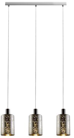 LAMPA WISZĄCA ZUMA LINE PIOLI PENDANT P0369-03A-B5GR