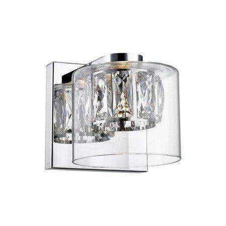 LAMPA WEWNĘTRZNA (KINKIET) ZUMA LINE GEM WALL LAMP W0389-01A-B5AC Zuma Line