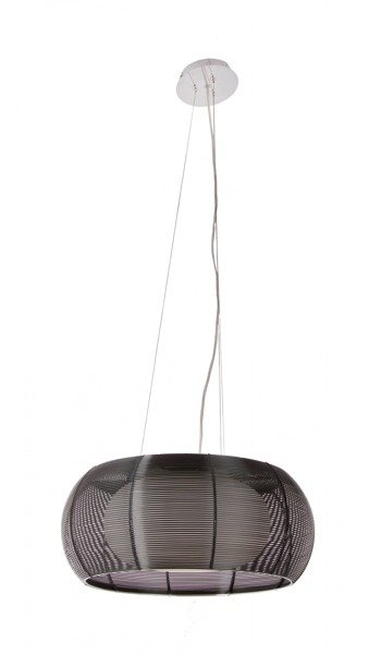 Lampa wisząca TANGO 50 czarna MD1104-2L Zuma Line
