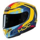 HJC R-PHA-11 KASK MOTOCYKLOWY CHAKRI BLUE/YELLOW