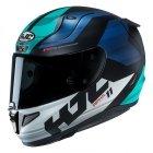 HJC R-PHA-11 KASK MOTOCYKLOWY NAXOS WHITE/BLUE