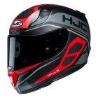 HJC RPHA 11 KASK MOTOCYKLOWY SARAVO BLACK/RED