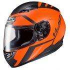 HJC CS-15 KASK MOTOCYKLOWY FAREN BLACK/ORANGE