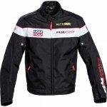 FLM SPORTS kurtka tekstylna krótka z logo sponsora