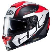 HJC R-PHA-70 KASK MOTOCYKLOWY VIAS RED/WHITE