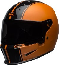 BELL ELIMINATOR RALLY ORANGE KASK MOTOCYKLOWY