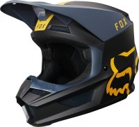 KASK FOX V-1 MATA NAVY/YELLOW